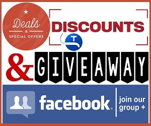 TAPNET Deals Discounts + Giveaways Facebook Group