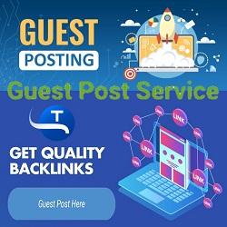 TAPNET Guest Post Service