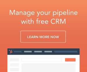 CRM Marketing Hubspot Free CRM
