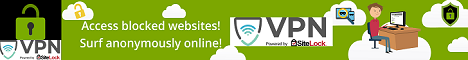 Surf Safely With SiteLock VPN