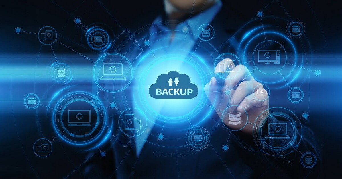 Online Backup Thank You