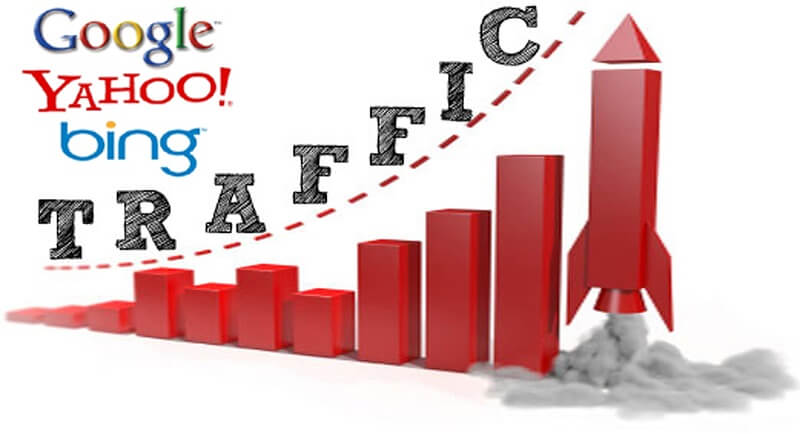 Boost Search Traffic