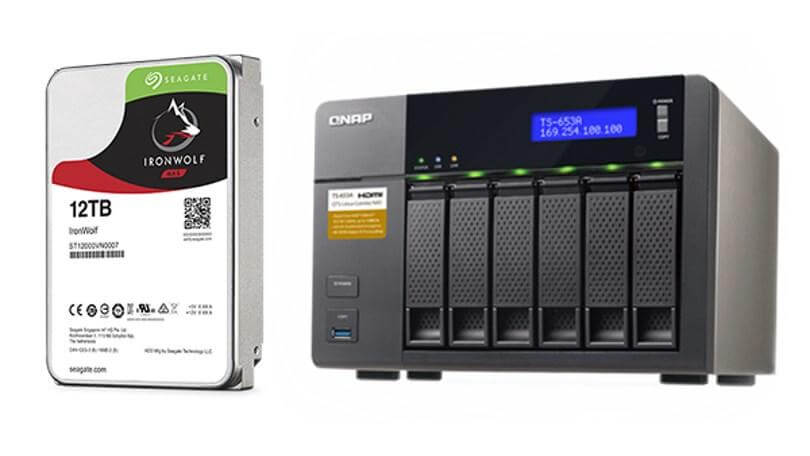 What is a nas and how does it work