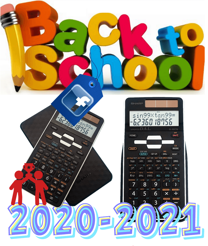 Back To School Calculator