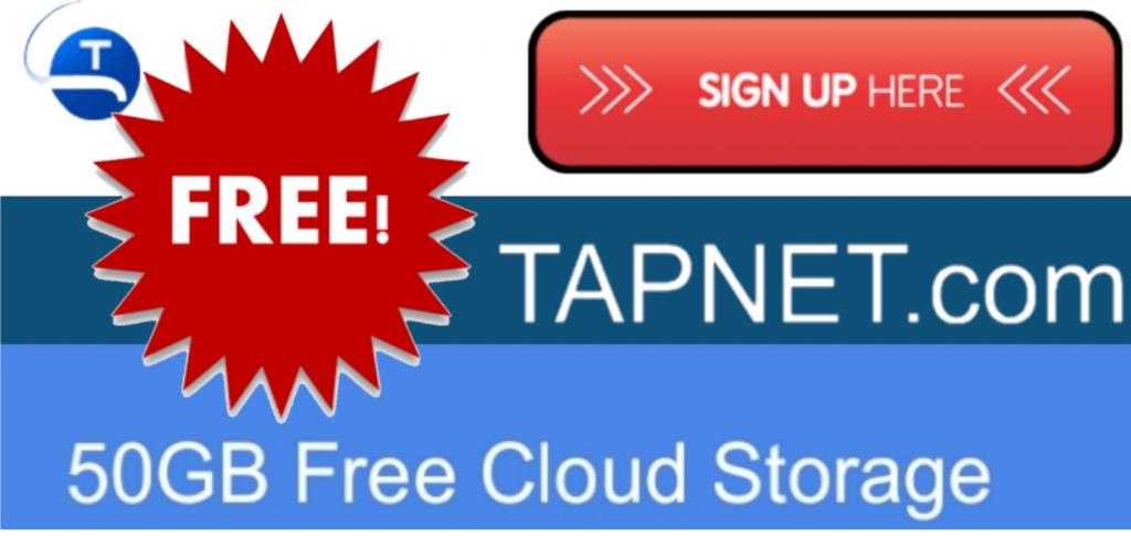 Free Backup + Cloud Storage